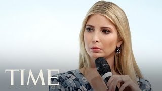 What Ivanka Trump Got Booed For: Trump Says Her Father Supports Women | TIME