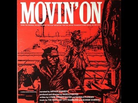 """Movin' On"" Original 1969 Soundtrack For The United Transportation Union"