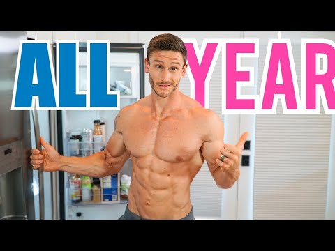 Stay Lean Year Round Series (Part 1 of 4) - Nutrition Program