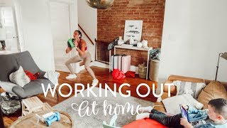 DAY IN THE LIFE   Fitness Journey of a Mom of Three