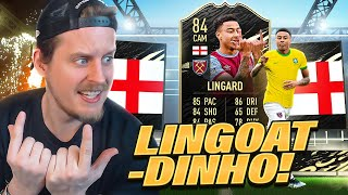 LINGOATDINHO?! 84 INFORM LINGARD PLAYER REVIEW! FIFA 21 Ultimate Team