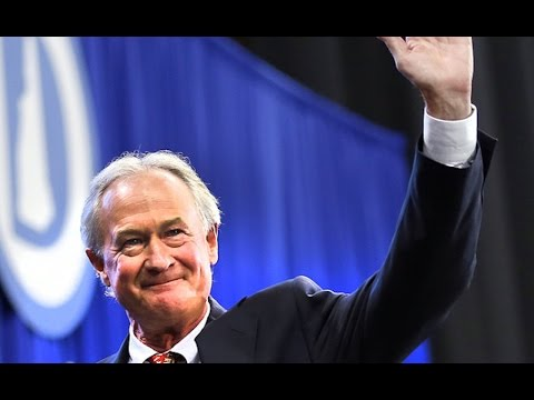 Lincoln Chafee Calls It Quits In 2016 Democratic Race