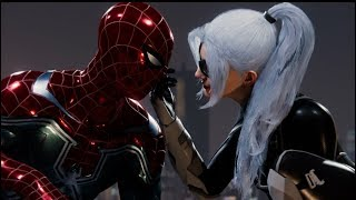 Black Cat Is Jealous Of Mary Jane - Spider Man Ps4