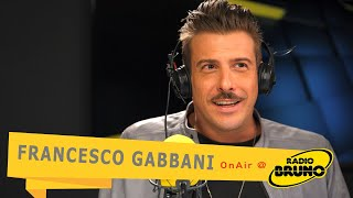 Francesco Gabbani @Radio Bruno