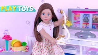 American Girl Doll Bedroom