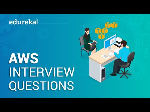 AWS Interview Questions And Answers | AWS Solution Architect Interview Questions | Edureka