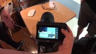 ブツ撮り Lytro Light Field Camera ライトフィールドカメラ LYTRO ILLUM (イルム) 9.5‐77.8mm F2.0 LYTRO ILLUM