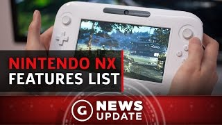 Nintendo NX Report: Portable, Removable Controllers, Cartridges - GS News Update