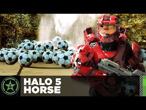 Achievement HORSE - Halo 5