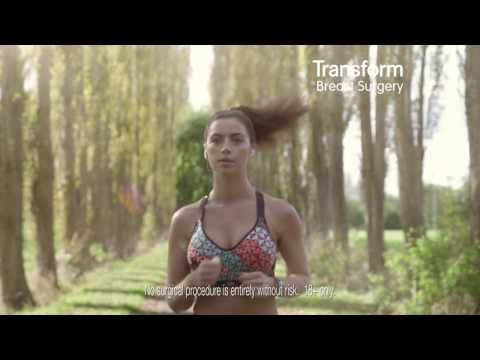Transform Breast Surgery TV Advert Winter 2016