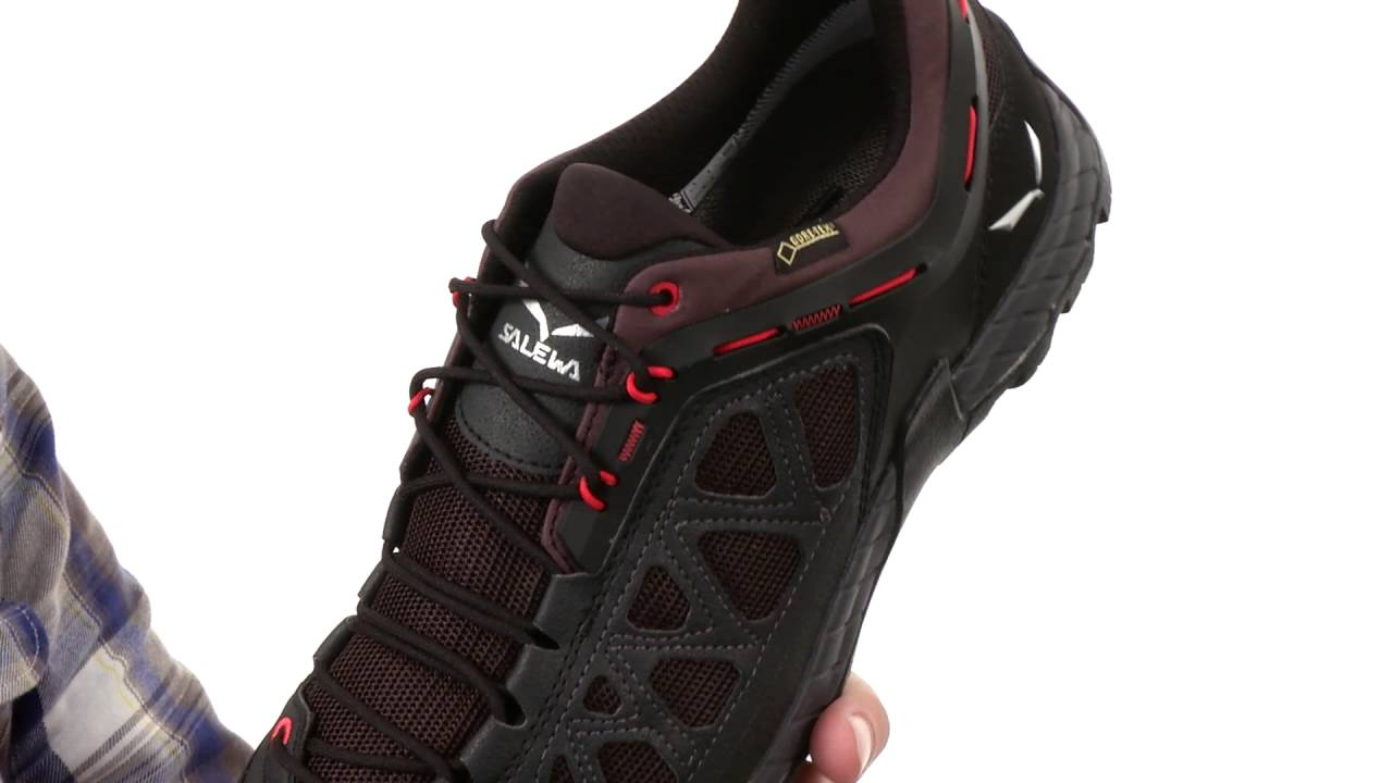 SALEWA Firetail 3 GTX SKU 8643396 - YouTube 417c40f0556