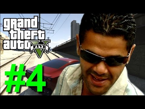 Thumbnail: RAGEUX GTA V EPISODE 4 JAMEL DEBBOUZE