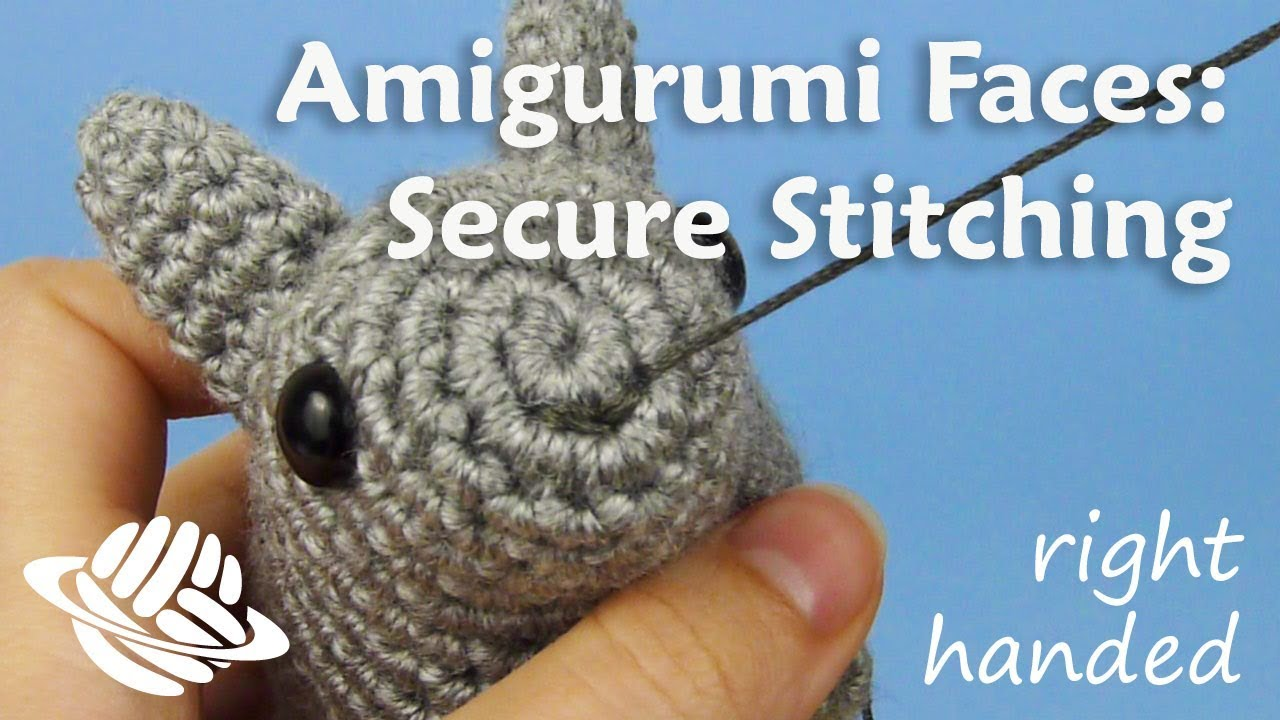Brush Crochet Tutorial - How to Make Amigurumi Fluffy - YouTube | 720x1280