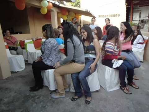 Baby Shower Sofia   Concurso Sillas Mujeres