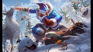 Snowman Yi | Skin Review | V 8.24