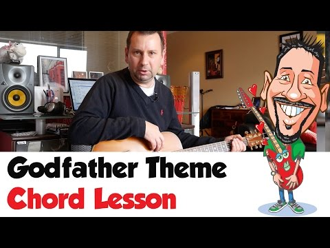 Godfather Chords Lesson