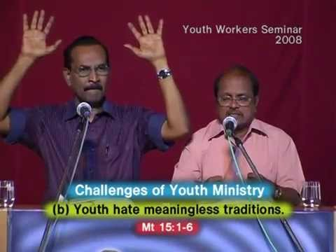 2.Challenges of Youth Ministry - வாலிபர் ஊழியத்தின் சவால்கள் - How to Bless the Youth!