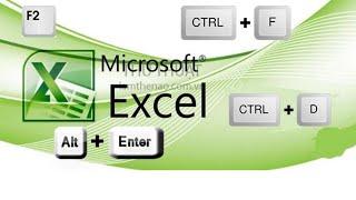 Cao thủ Excel nhờ phím tắt