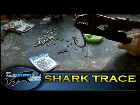 How To Make A Shark Rig/trace - Totally Awesome Fishing Show