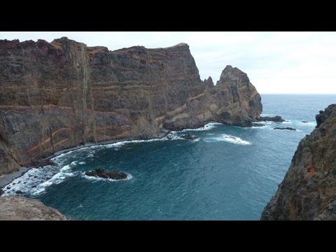 Madeira / Wanderung Punta de San Lorenzo