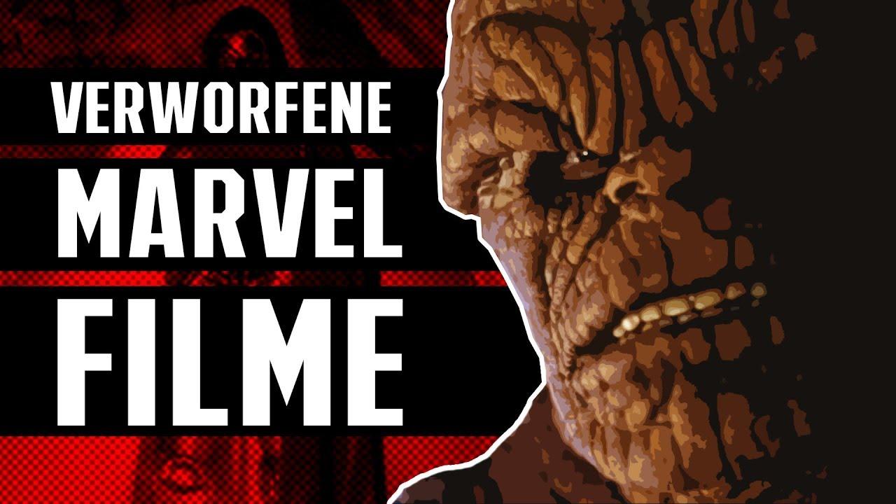 Angekündigte Marvel Filme