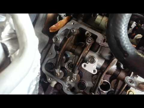 2004 duramax lb7 injector cup removal part 1