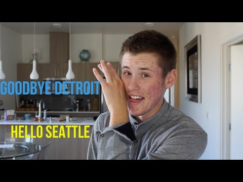 I moved to Seattle!