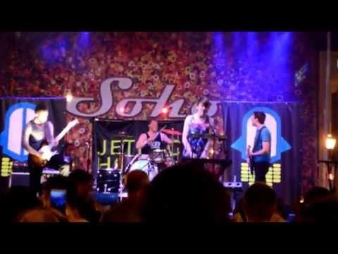 Jetpack Hotline - Wolves (live) SOHO Music Fest 11 (2015, Springfield, IL)