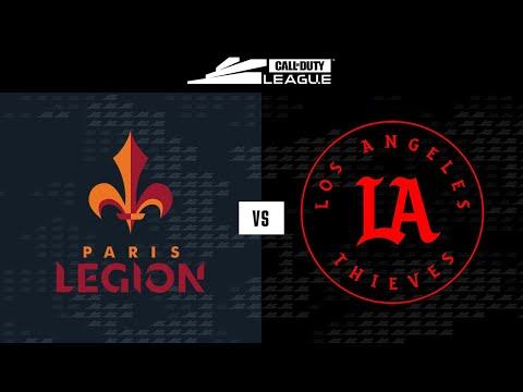 Paris Legion vs LA Thieves | Stage IV Week 2 — Florida Home