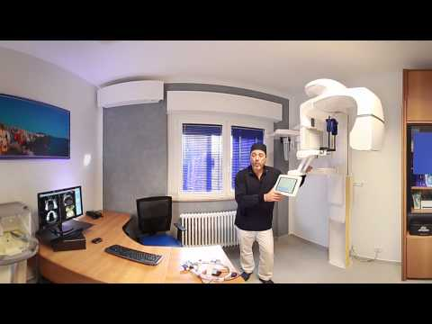 3D IMAGES IN DENTISTRY Immersion Video 360°
