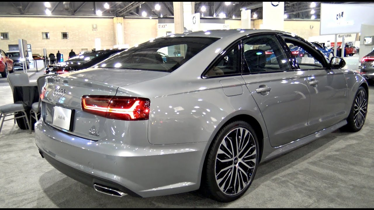 Kekurangan Audi A6 3.0 Review