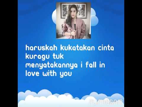 Lirik Prilly latuconsina - falling in love