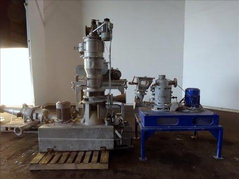 Used- Hosokawa Micron Milling System - stock # 47259001