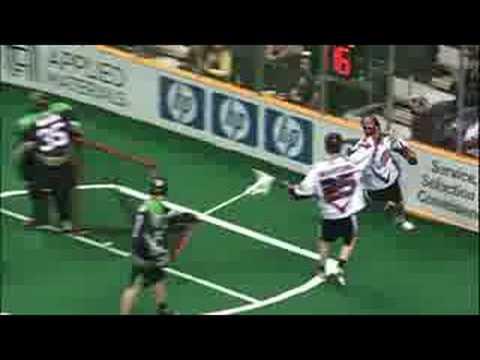 Jeff Zywicki 2008 National Lacrosse League Goals San Jose Stealth