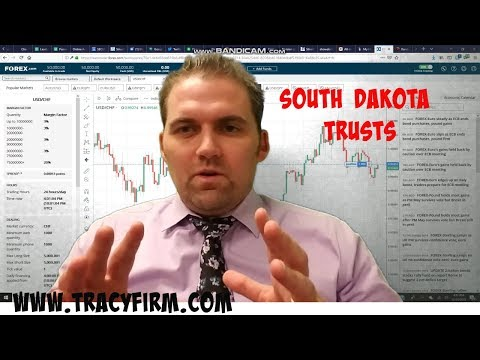 Adam Tracy Explains the Use of South Dakota Trusts in Crypto