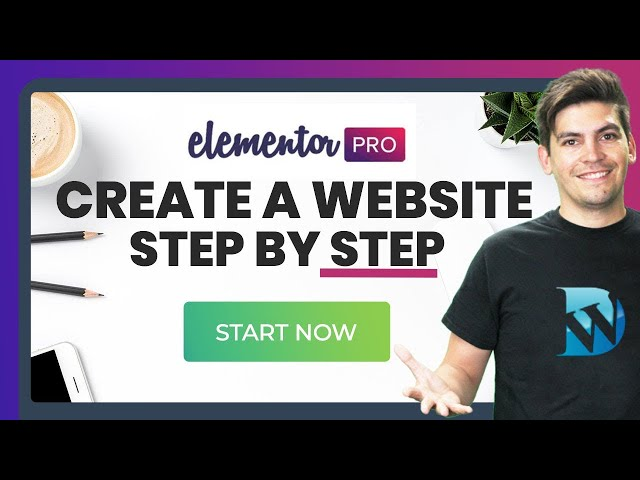 How To Make A Wordpress Website With Elementor PRO 2020 - NEW FAST & EASY WAY!