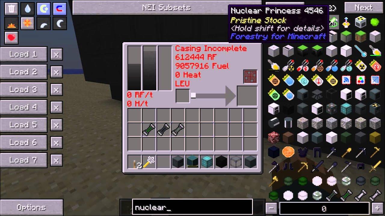Fission Reactors (0 7) - Смотреть видео онлайн