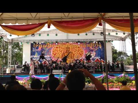 นวมินทราชินูทิศ หอวัง นนทบุรี ศิลปหัตถกรรม ภาคกลาง 2558