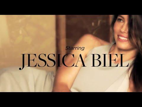 Behind The Scenes Of Jessica Biel's Yahoo Style Photo Shoot