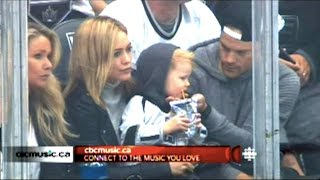 Hilary Duff's Kid Pukes on National Television