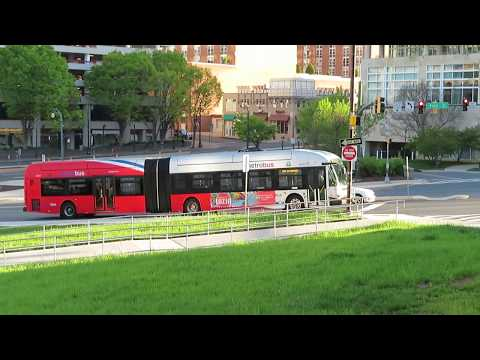 WMATA Metrobus: Bus Observations (May 2018) - Part 1/1 [#W027]