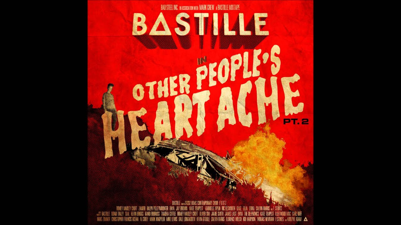 Oh No Not This Again >> Bastille - Oh Holy Night - Other Peoples Heartache part 2 - YouTube