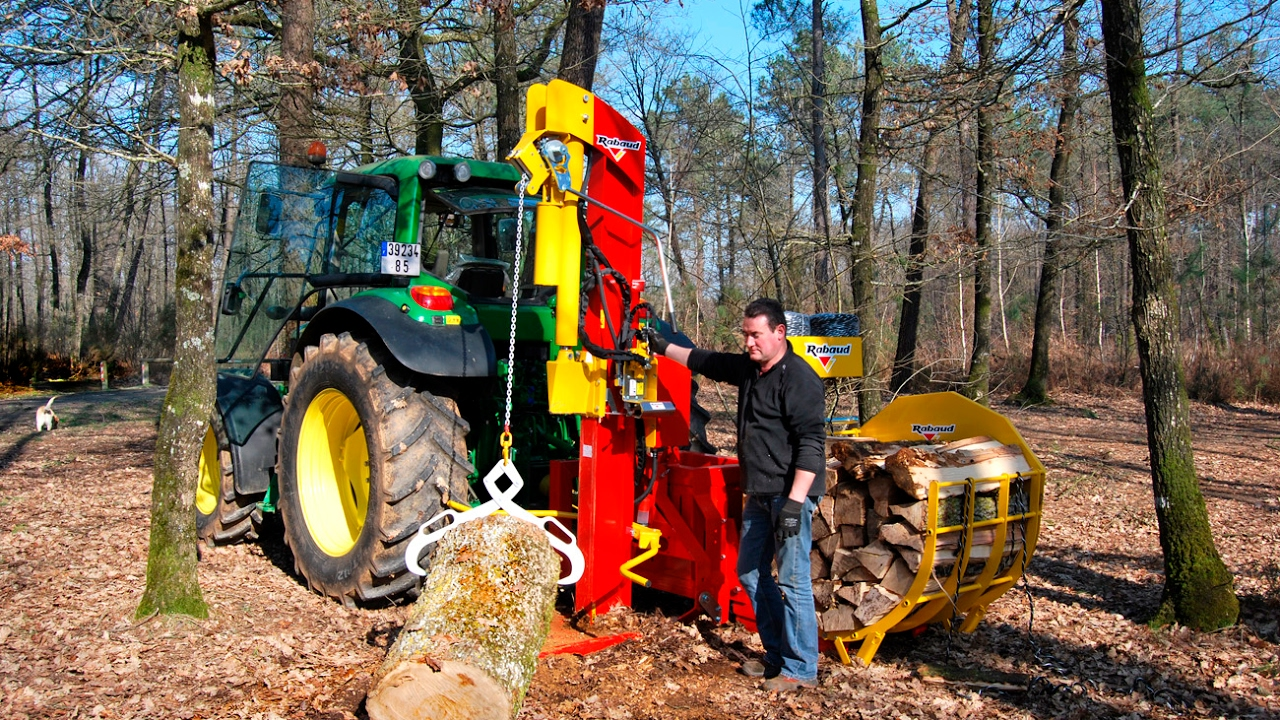 RABAUD - Équipements Forestiers / Forest Machinery