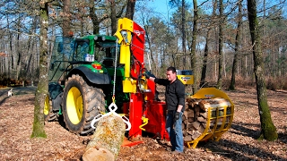 Repeat youtube video RABAUD - Équipements Forestiers / Forest Machinery