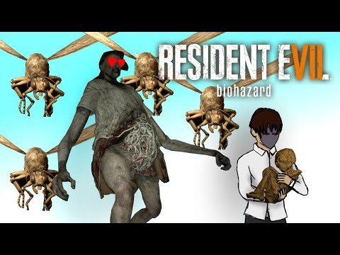 This Girl Looking Like Slender Man | Resident Evil 7 (Because RE 8 Is Out Only For Big Clout YT) #2 |