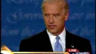 """Biden: Mccain's Healthcare Plan """"bridge To Nowhere"""""""