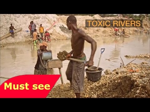 CHINA S GOLD RUSH IN AFRICA 2016
