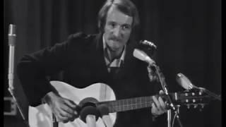 Hannes Wader -  Live 1968 - Essener Songtage - Aufgewachsen auf dem Lande