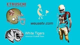 Etruschi Livorno Vs White Tigers Massa - 1Q - (40-20) - 27/04/14
