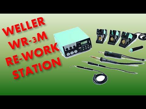 Weller WR-3M Rework Station - my favorite Rework station
